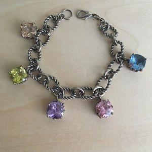 Jewelry - Vintage Rhinestones Bracelet